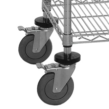 Swivel Casters & Bumpers