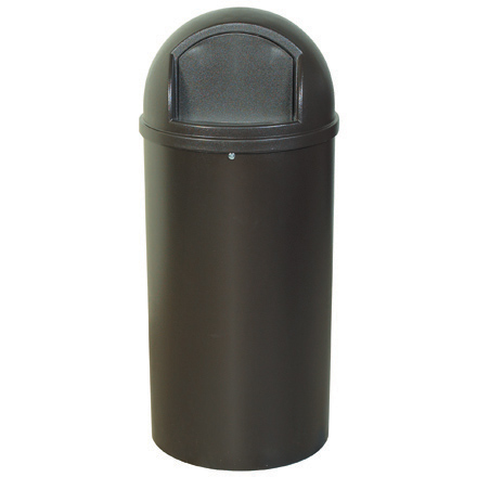 Rubbermaid<span class='rtm'>®</span> Domed Waste Receptacles